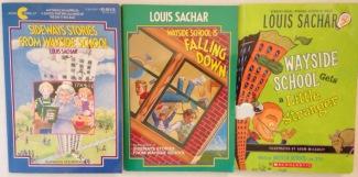 Wayside-School-Books